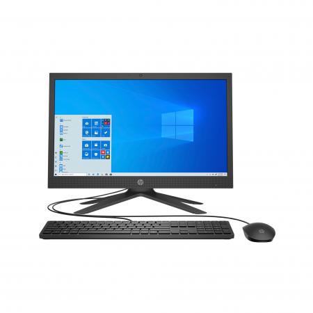 AIO HP 21-B00005LA INTEL PENTIUM J5040 4GB 1TB 20.7INC. HDMI 2USB2.0 WIN10H TECLADO Y MOUSE USB BLACK