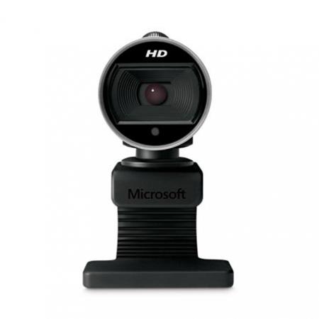 CAMARA DE VIDEO CONFERENCIA LIFECAM CINEMA MICROSOFT 6CH-00001 1280X720 AUDIO USB 2.0 LADO I