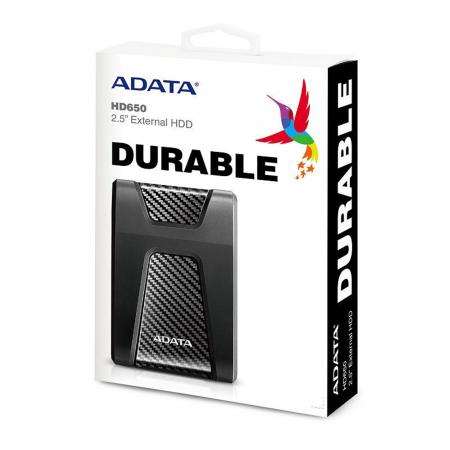 DISCO DURO 4TB SATA ADATA EXT 2.5 HD650 USB 3.2