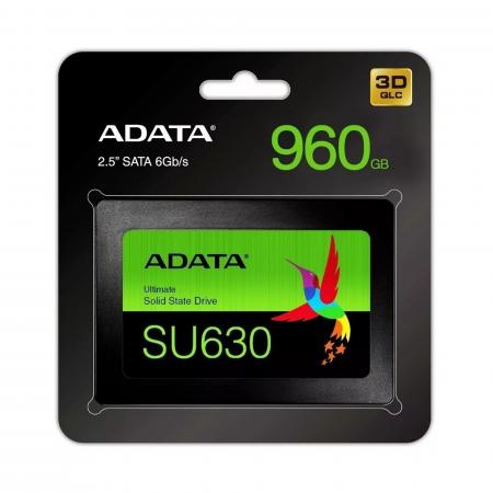 DISCO SOLIDO 960GB SOLIDO ADATA SU630