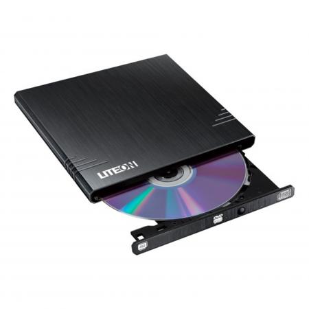 DVD WRITER LITEON eBAU108 8X EXTERNAL DVD CD