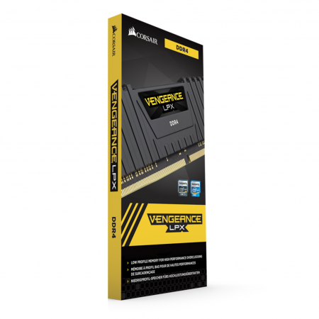 MEMORIA DDR4 32GB PC 3000 CORSAIR VENGEANCE LXP