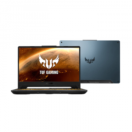"NOTE ASUS TUF FX506LI-HN039 CORE I5 10300H 8GB SSD 512GB 15,6"" 4GB GTX1050TI FREEDOS ESPAÑOL GRAY METAL 90NR03T1-M04530"